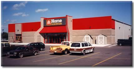 Thomas Design Builders Ltd. - Home Hardware Building Centre