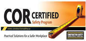 COR Certified Safety Program
